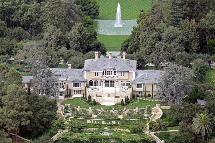 Oprah huis 90 miljoen