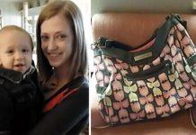 Vrouw vindt camera in tweedehands tas