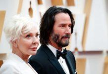 Keanu Reeves neemt zijn moeder mee naar The Oscars