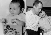 Ontvoerde baby Paul