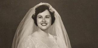 Trouwfoto grootmoeder