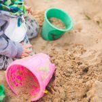 eetbaar zand maken